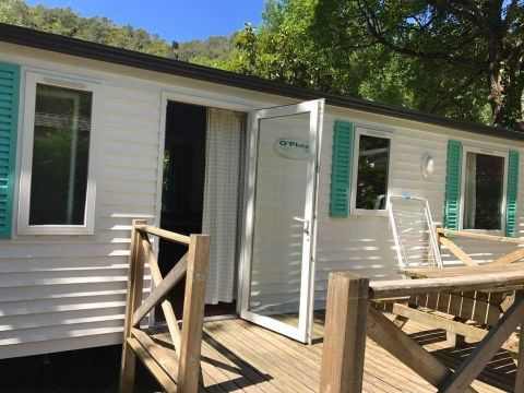 Camping  Au Vallon Rouge - Camping Alpes-Maritimes - Image N°22