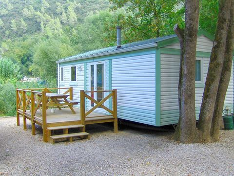 Camping  Au Vallon Rouge - Camping Alpes-Maritimes - Image N°20