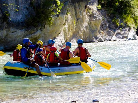 Camping  Au Vallon Rouge - Camping Alpes-Maritimes - Image N°27
