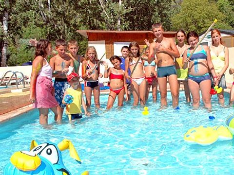 Camping  Au Vallon Rouge - Camping Alpes-Maritimes - Image N°4