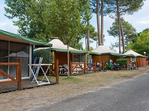 CHALET 5 personnes - 2 chambres (CH25)