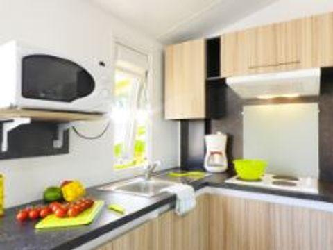 MOBILHOME 6 personnes - Confort TV (C6Q)