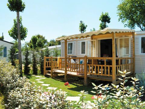 Camping Les Grosses Pierres - Camping Charente-Maritime - Image N°24