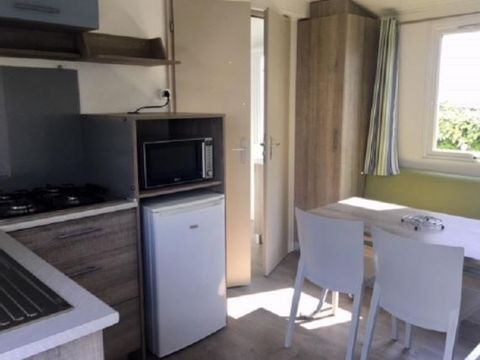 MOBILHOME 4 personnes - COTTAGE LOISIR