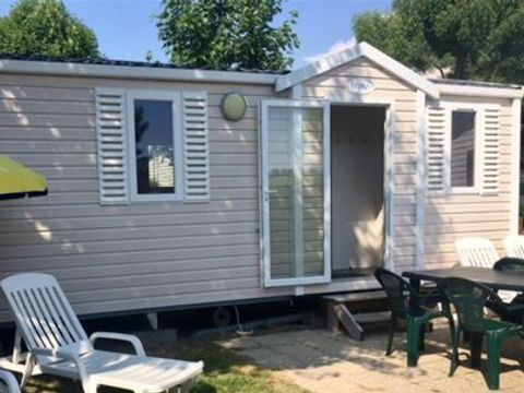MOBILHOME 4 personnes - CONFORT (2 chambres)