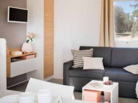 MOBILHOME 6 personnes - COTTAGE PRESTIGE (3 chambres)