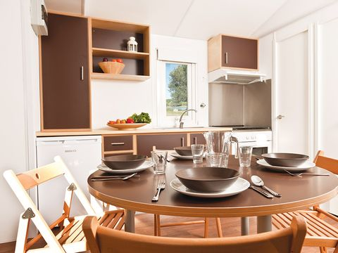 MOBILHOME 7 personnes - COSY PLUS  (I73C)