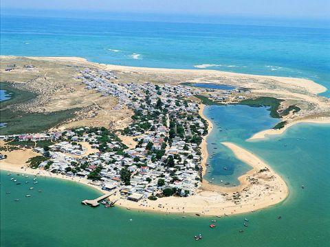 Camping Ilha de Armona - Camping Algarve - Portugal