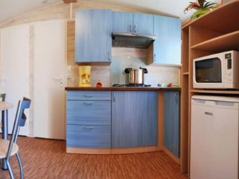 MOBILHOME 5 personnes - Résidence 2 chambres