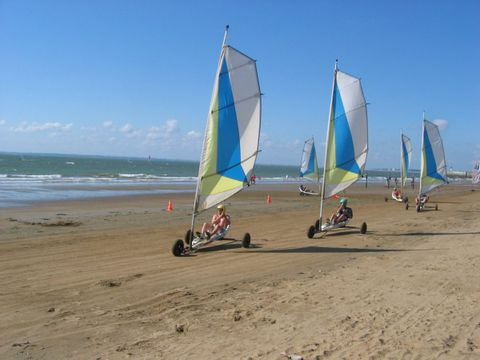 Camping Clos Mer et Nature - Camping Loire-Atlantique - Image N°27
