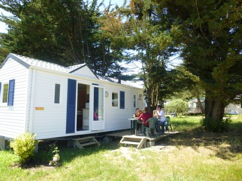 MOBILHOME 4 personnes - Coquillage