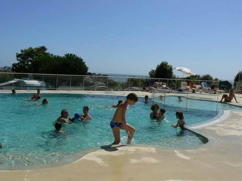 Finistère  Camping Les Sables Blancs  - Camping Finistère - Afbeelding N°2