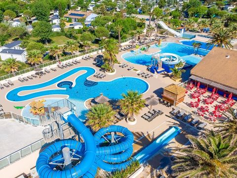 Camping Club Le Marisol - Camping Pyrenees-Orientales