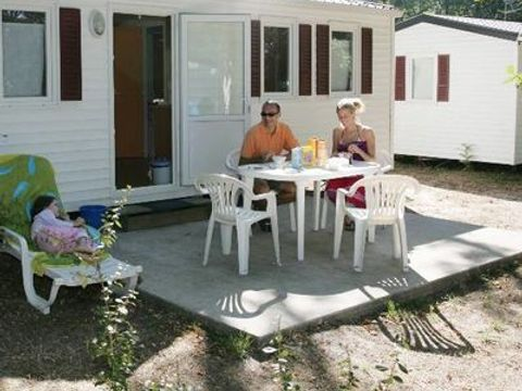 MOBILHOME 4 personnes - TYPE III CLASSIQUE