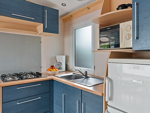 MOBILHOME 5 personnes - I5P2 - Mobil home cosy 4/5 personnes