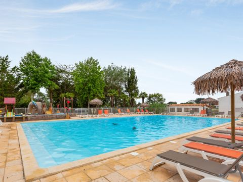 Charente-Maritime  Camping Airotel Oléron  - Camping Charente-Maritime - Afbeelding N°4