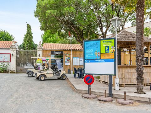 Charente-Maritime  Camping Airotel Oléron  - Camping Charente-Maritime - Afbeelding N°14
