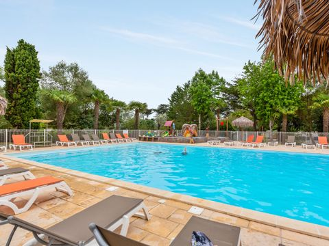 Charente-Maritime  Camping Airotel Oléron  - Camping Charente-Maritime - Afbeelding N°5