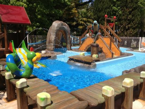 Charente-Maritime  Camping Airotel Oléron  - Camping Charente-Maritime - Afbeelding N°2