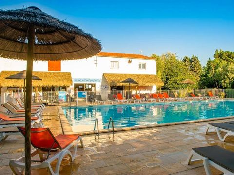 Camping Airotel Oléron  - Camping Charente-Maritime - Image N°3