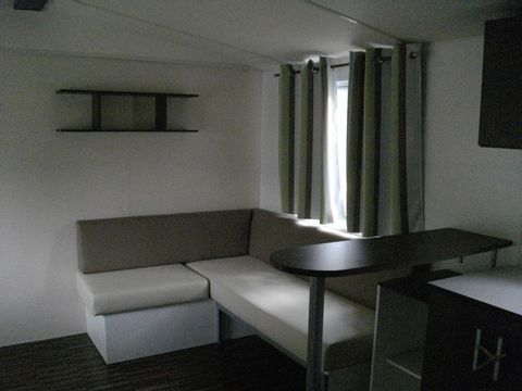 MOBILHOME 6 personnes - 3 chambres cat 3