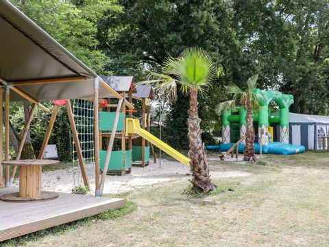 Camping Les Franquettes - Camping Gironde - Image N°8