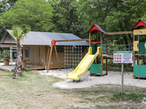 Camping Les Franquettes - Camping Gironde - Image N°6