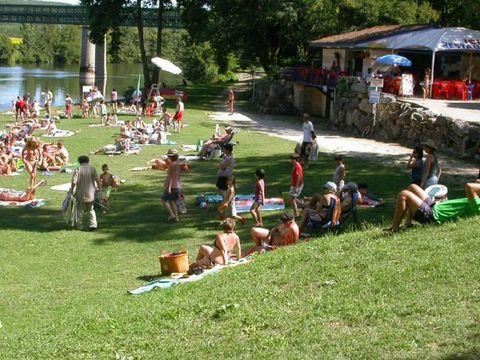 Camping De la Plage - Camping Lot - Image N°3