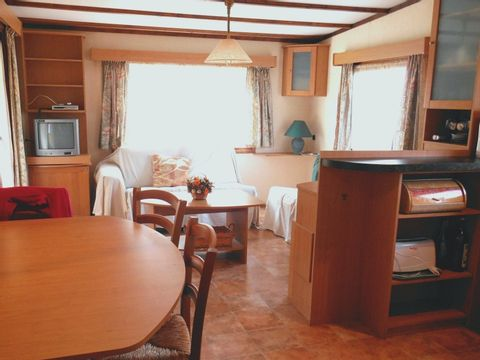 MOBILHOME 4 personnes - CLASSIC