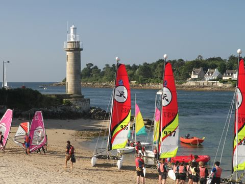 Camping De La Plage  - Camping Finistere - Image N°24