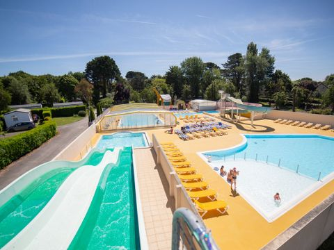 Camping De La Plage  - Camping Finistere - Image N°2