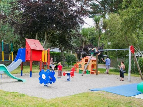 Camping De La Plage  - Camping Finistere - Image N°18