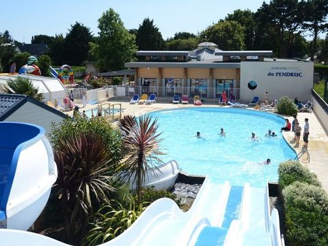 Camping Domaine de Pendruc  - Camping Finistere
