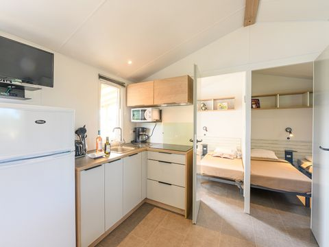 MOBILHOME 8 personnes - Cottage Confort 3 chambres