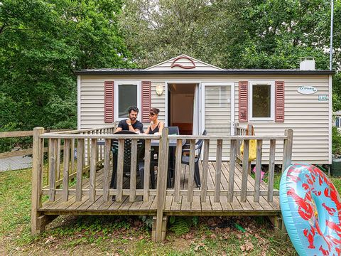 MOBILHOME 3 personnes - Cottage Low Cost