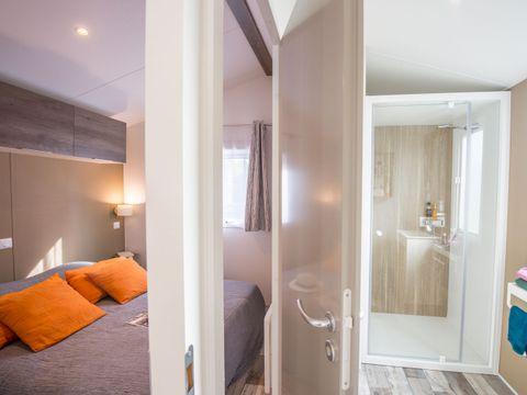 MOBILHOME 6 personnes - Cottage Privilège 2 chambres