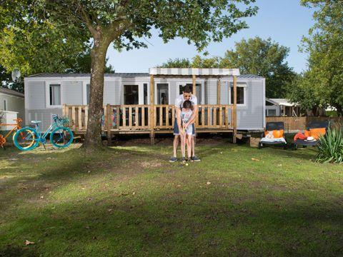 MOBILHOME 6 personnes - Cottage Privilège avec 2 salles de bain