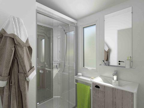 MOBILHOME 6 personnes - Cottage Privilège 3 chambres