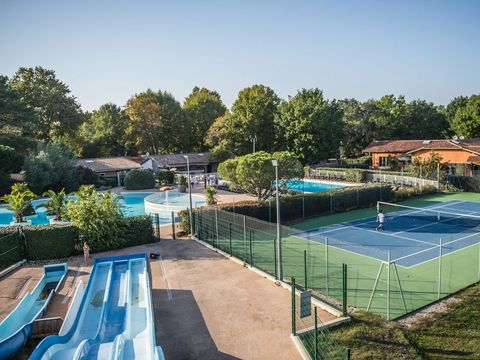 Camping Seagreen Domaine de La Forge - Camping Gironde - Image N°3