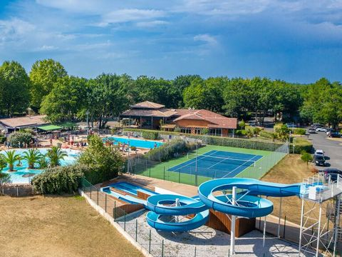 Camping Seagreen Domaine de La Forge - Camping Gironde - Image N°9