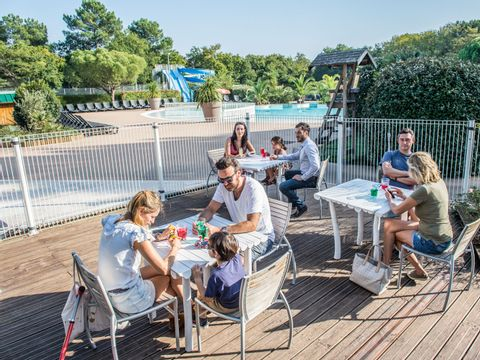 Camping Seagreen Domaine de La Forge - Camping Gironde - Image N°12