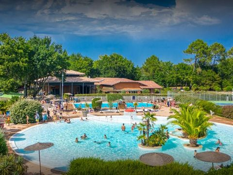 Camping Seagreen Domaine de La Forge - Camping Gironde - Image N°2