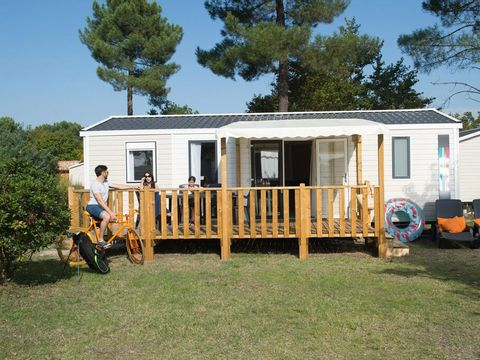 Camping Seagreen Domaine de La Forge - Camping Gironde - Image N°32