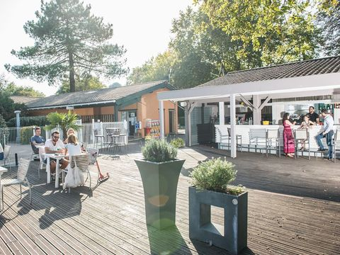 Camping Seagreen Domaine de La Forge - Camping Gironde - Image N°21