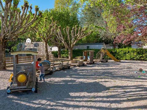 Camping Millau Plage - Camping Aveyron - Image N°9