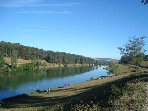 Camping du Lac de Nabeillou - Camping Tarn - Image N°6