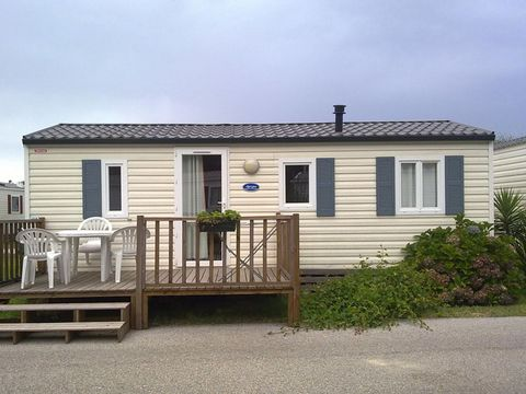 MOBILHOME 6 personnes - T3