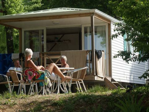 MOBILHOME 6 personnes - 2 chambres (C6C)