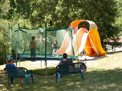 Camping Saint Pierre de Rousieux - Camping Tarn - Image N°4