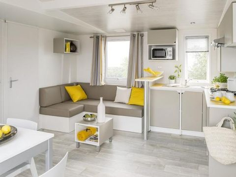 MOBILHOME 6 personnes - COTTAGE FAMILY